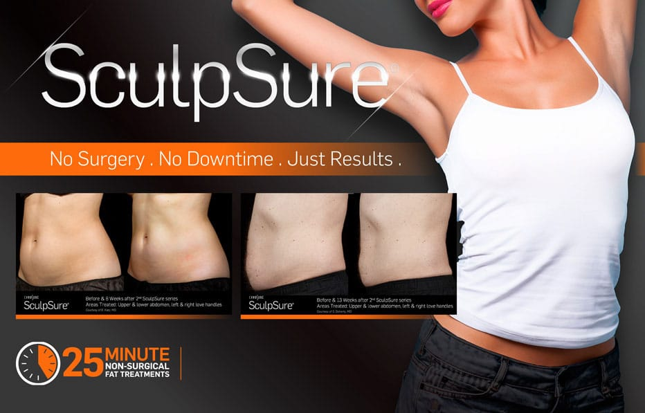 Sculpsure - A smarter way to Sculpt